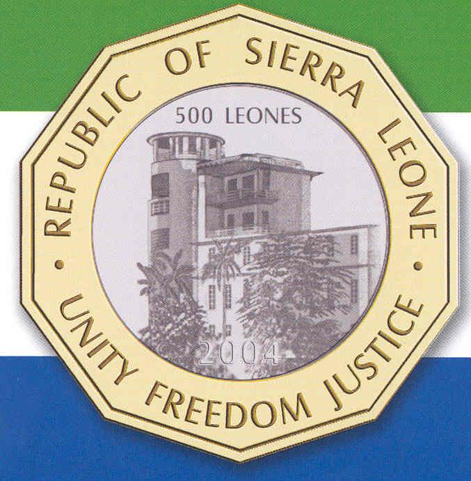 Sierra Leona.... Desgarrador